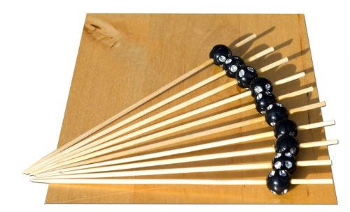 After Dark bead wood skewer 12cm x500 – GOTO